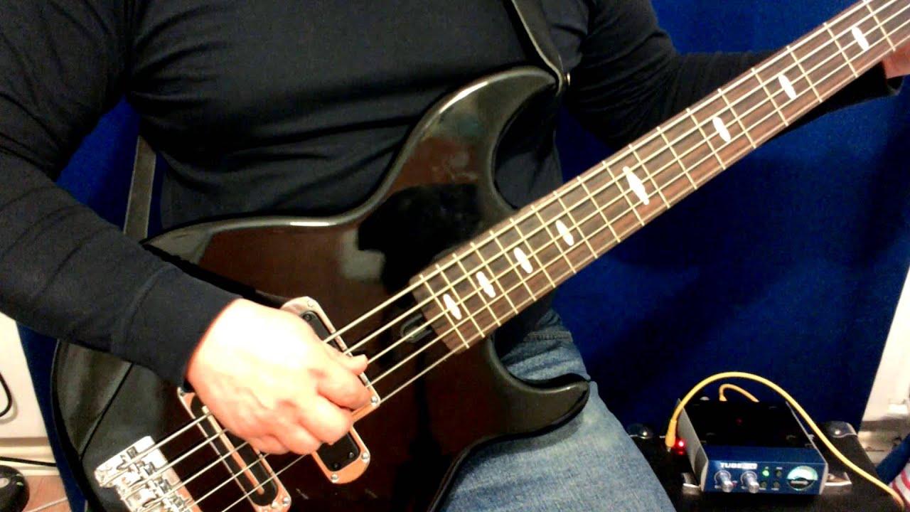 presonus tubepre with bass guitar maximum gain youtube