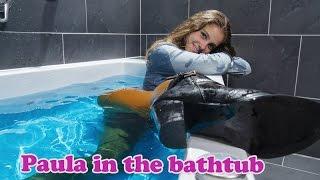 Wetlook - Paula's bathtub experience