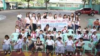 Miss TANJAY CITY 2013 | Outreach Program
