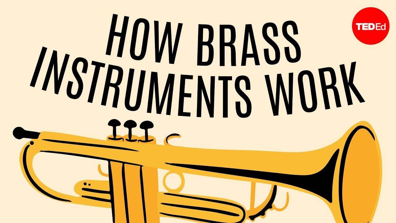 How brass instruments work  Al Cannon  YouTube