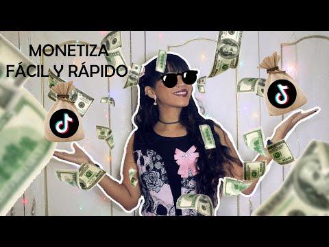 Gana dinero en tiktok- Como hacer dinero en redes sociales- Tiktok Bonus