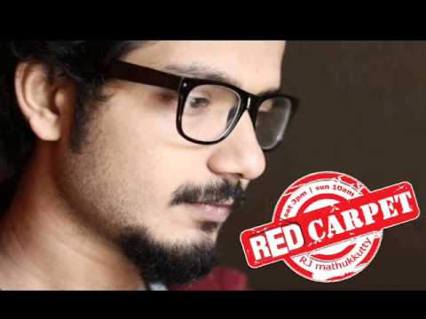 Sreenath Bhasi On 93 5 Red FM Red Carpet