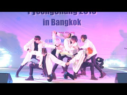 171103 BRUTE cover BTS - DNA + Not Today @ PyeongChang Cover Dance Contest