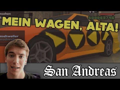 Firmenwagen, biat*h! - #052 - GTA San Andreas