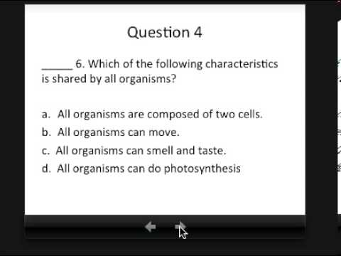 Biology Test 1 Review