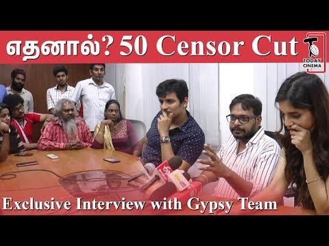 Gypsy  Movie Sneak Peek (Censor Cut)    Exclusive Interview