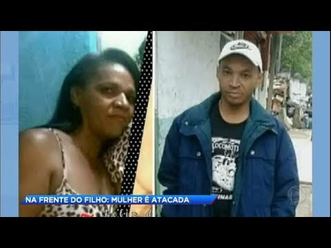 Mulher é assassinada pelo ex-marido na frente do filho