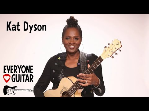 Kat Dyson, UNCUT - Prince, Sheila E, Cyndi Lauper, Buddy Guy -  Everyone Loves Guitar #154