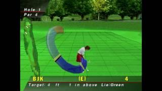 PS1: PGA Tour 96/97/97 (JP)/98