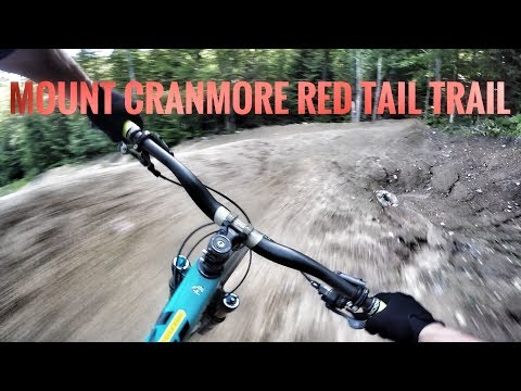 Mount Cranmore, NH Red Tail Downhill Trail | Yeti SB4.5c Bike Review
