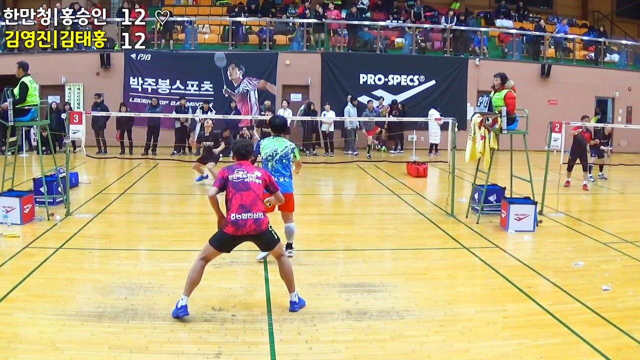 잭팟과 G-WON의 한판승부 (홍승인,한만청,김영진,김태홍) | 2018 슈퍼리그파이널
