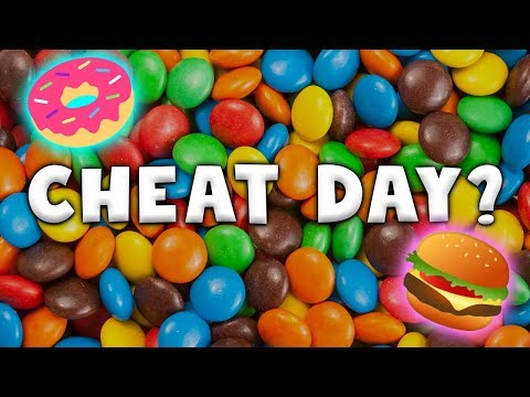 When Should You Have Cheat Days When Dieting & WHY?