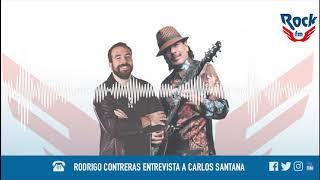RockFM | Entrevista a Carlos Santana