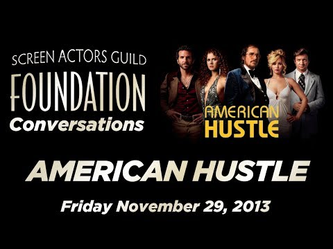 Conversations with AMERICAN HUSTLE
