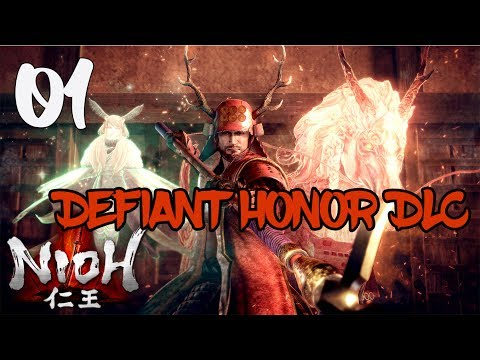 Nioh: Defiant Honor - Let's Play Part 1: The Dragon Returns