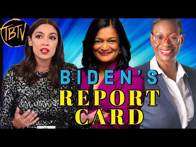 Joe Bidens 100 Day Progressive Report Card | Tim Black
