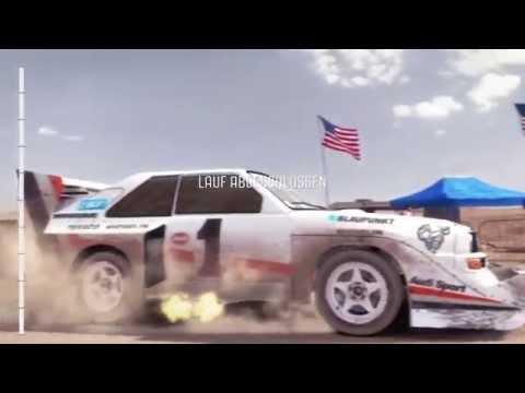 DiRT Rally - Wer ist Walter Röhrl?!? - PIKES PEAK - Audi Sport quattro S1 Pikes Peak