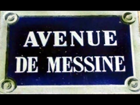 Avenue de Messine Paris Arrondissement  8e