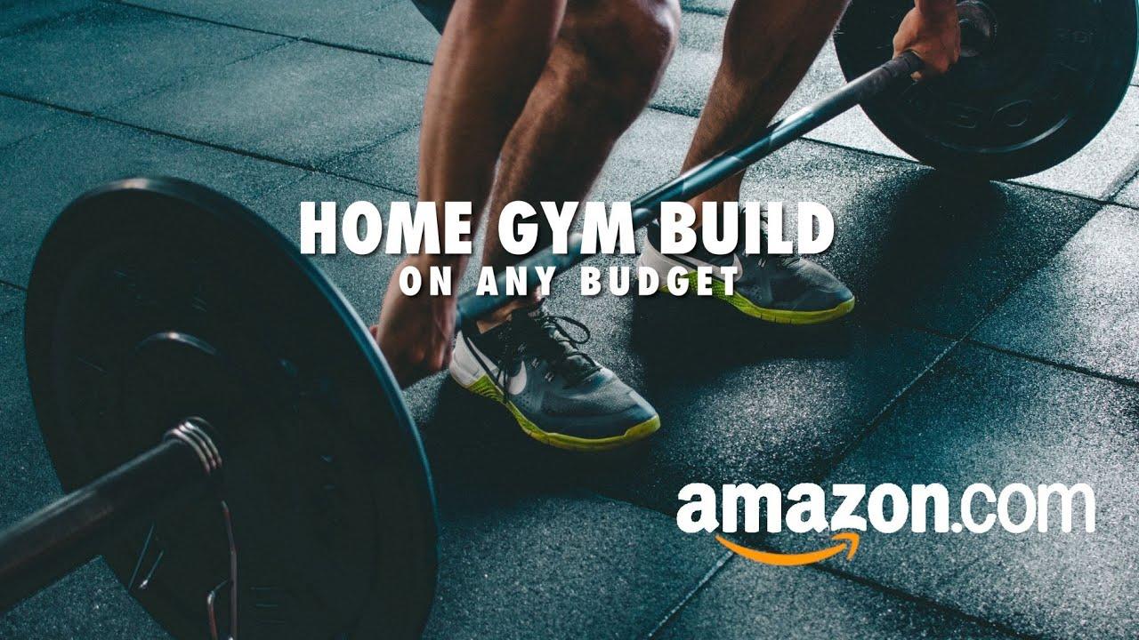 $100-$1000 Home Gym Set Up