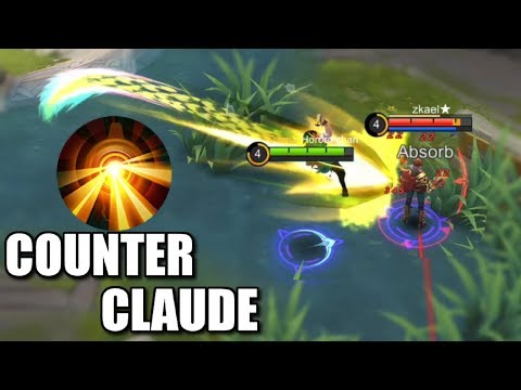 ALL HEROES THAT CAN COUNTER CLAUDE'S ULTIMATE