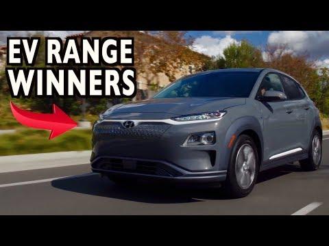 Longest Range Electric Cars For 2019