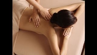 Back Massage Therapy Techniques