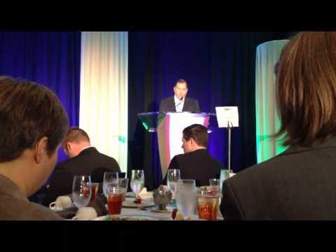 2013 Charlotte Business Journal CIO Awards - Brooks Raiford