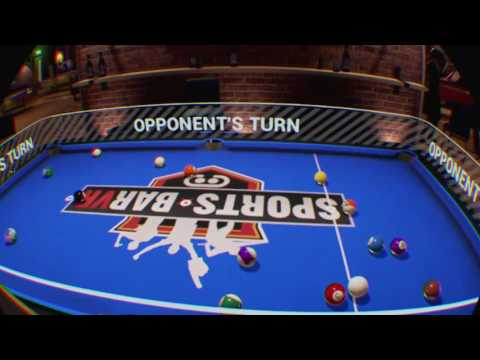 PS4-Live: Sports Bar VR