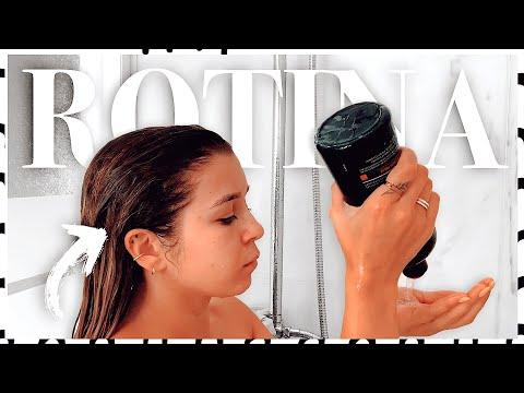 ROTINA DE CABELO: DO DUCHE AO STYLING  Inês Rochinha