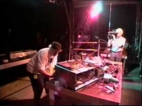 "Holger Czukay ""Live Germany 97"" Part 2"