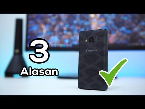 3 Alasan untuk Membeli Samsung Z2!
