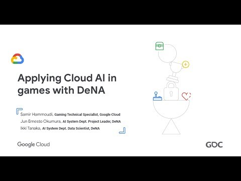 Applying AI In Games With DeNA (GDC '19)