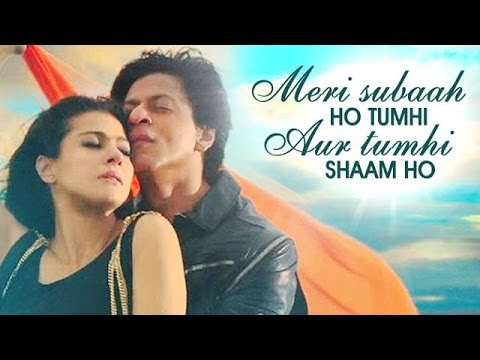 Meri Subah Ho Tumhi Song Ft. Shahrukh Khan, Kajol Coming Soon | Dilwale