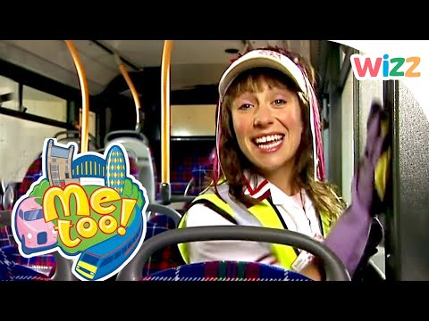 Me Too! - I Want to Stay Up All Night | Full Episodes | Wizz | TV Shows for Kids