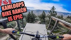 RIDING MTB IN CANADA - KAMLOOPS BIKE RANCH IS EPIC!
