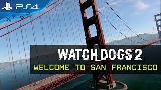 watch dogs 2 welcome to san francisco anz