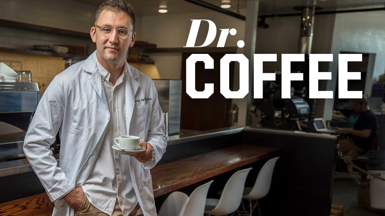 Coffee and Computational Chemistry   Chris Hendon   Oregon Stories - YouTube