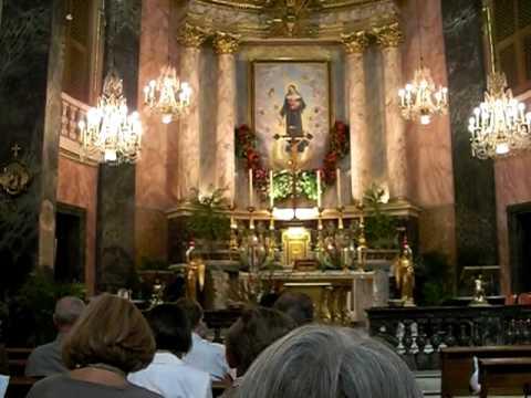 Nice Church of the Annunciation & St. Rita