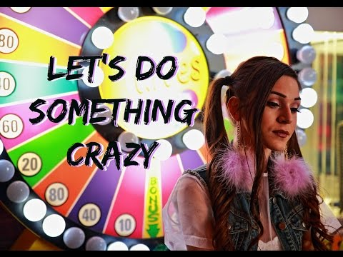 CRYSTALYNE - LET'S DO SOMETHING CRAZY (OFFICIAL MUSIC VIDEO)