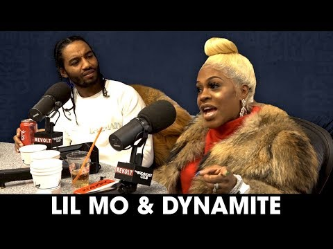 Babysitter - Lil Mo on The Breakfast Club