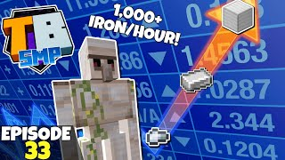Truly Bedrock S2 Ep33! 1,000+ Iron/Hour To The Moon! 🚀 Bedrock Edition Survival Let's Play!
