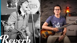Paul McCartney's Bass Guitar Techniques | Reverb Learn to Play