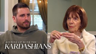 Scott Disick Takes MJ on an Adorable High Tea Date | KUWTK | E!