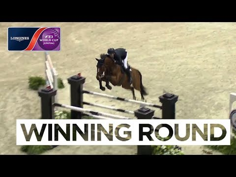Beat Mändli wins on his first trip to Washington | Longines FEI World Cup™ Jumping NAL