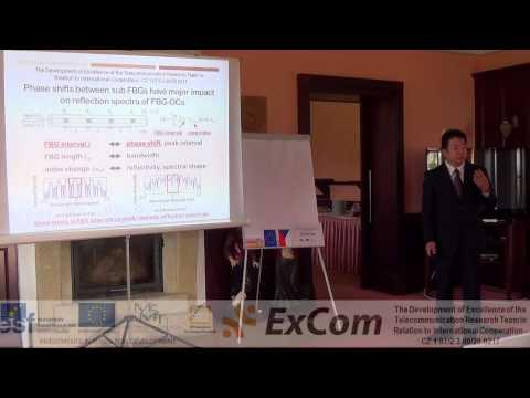 ExCom - Sampled Fiber Bragg Grating Based Optical Transversal Filtering and its application to OCDM