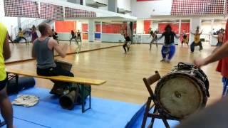 corso danza Mali  con Bifalo Kouyate - ngri extract