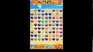 Juice Cubes Level 36 Walkthrough