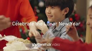 Lunar New Year Celebrations - Stock Footage | Shutterstock