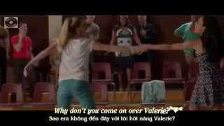"[Lyrics+Vietsub] GLEE - Valerie from ""100"""
