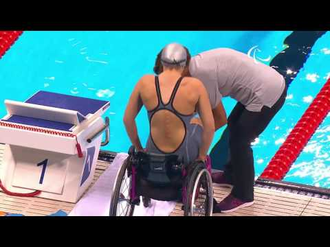 Swimming | Women\'s 50m Butterfly S5 heat 2 | Rio 2016 Paralympic Games